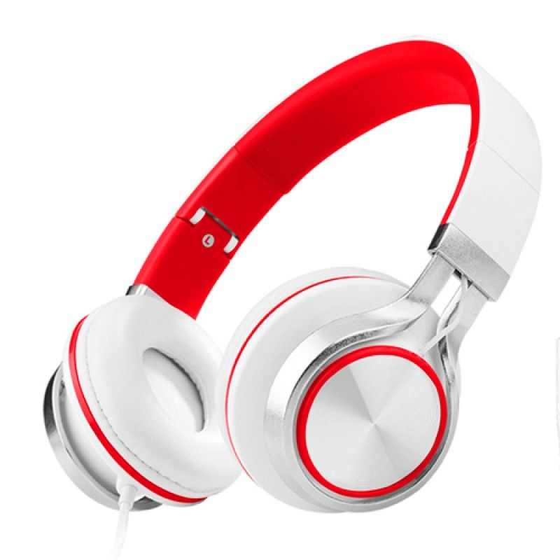 Wholesale Foldable Stereo Bass Headphone