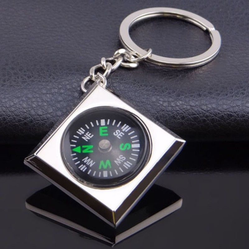 Wholesale Waterproof Magnetic Compass Keychain