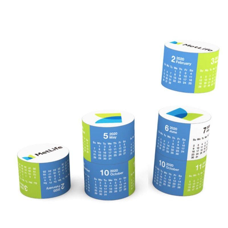 Wholesale Magnetic 360 Round Calendar