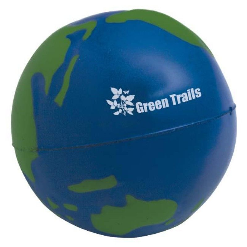 Wholesale Globe Stress Ball-[NW-91722]
