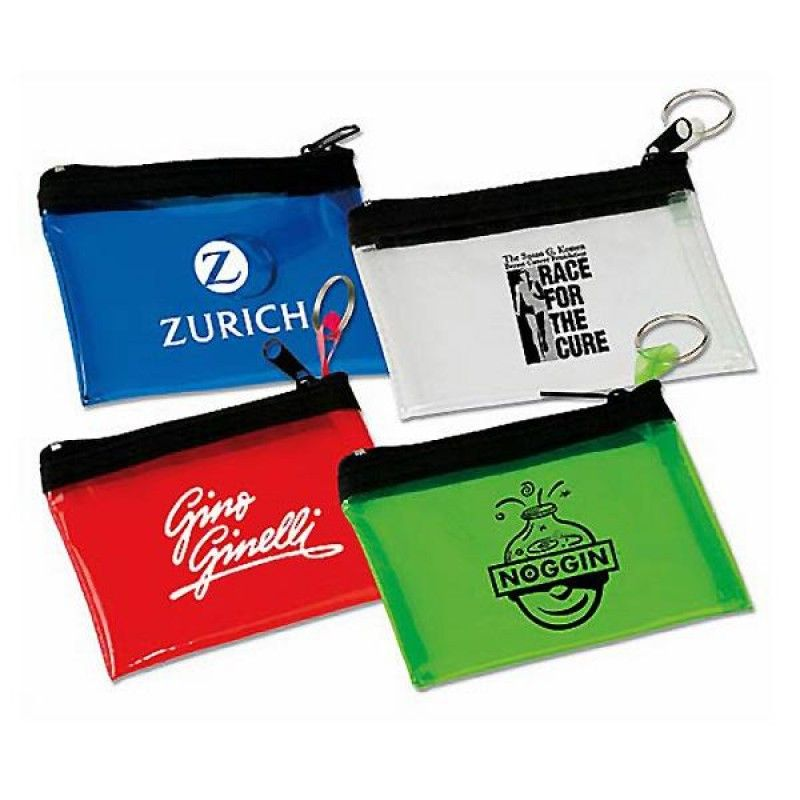 Wholesale Key Tag PVC Pouch-[TL-29005]