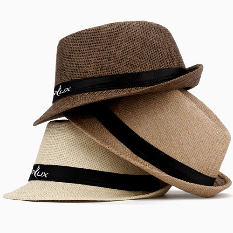 Wholesale Fashionable Unisex Straw Hat