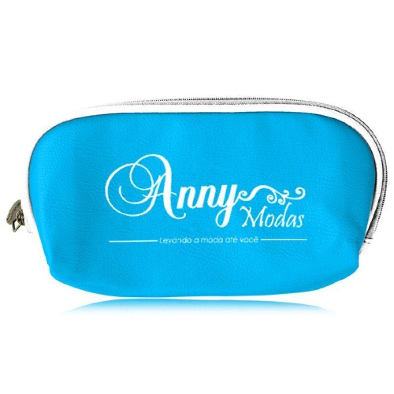 Wholesale Fashion Soft Leather Cosmetic Bag