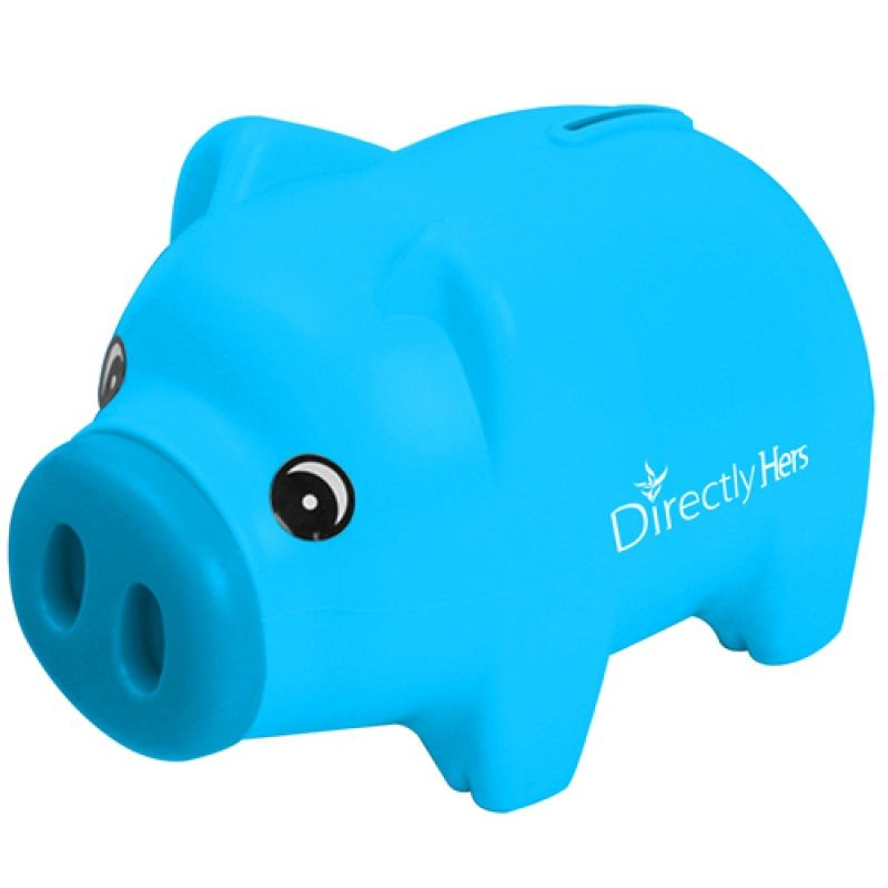 Wholesale Plastic Beautiful Piggy Bank