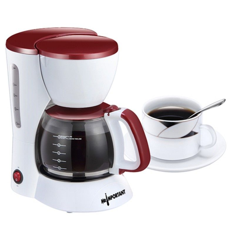Wholesale Automatic 5 Cups Electric Coffee Maker
