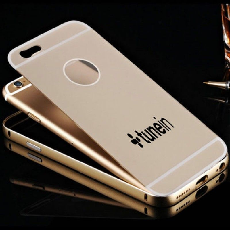 Wholesale Acrylic Glass Metal Hard iPhone (All Model) Case