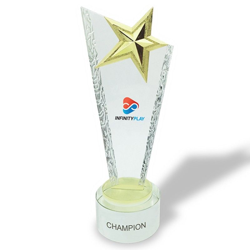Wholesale Gold Star Trophy