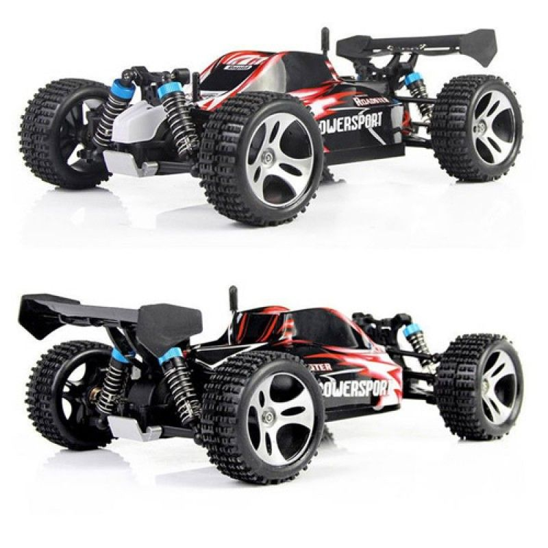 Wholesale 2.4GHz 4WD High Speed RC Electric Car