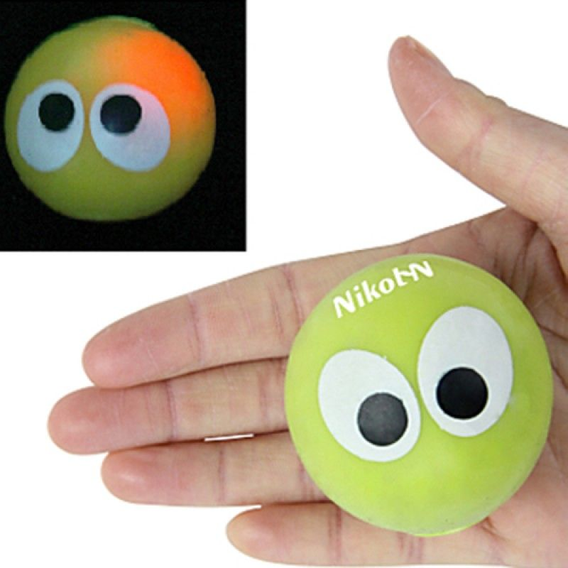 Wholesale Cute Flashing Multi-Glow Ball