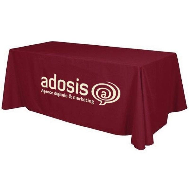 Wholesale 6' Economy Table Throw - RUSH-[SD-29905]
