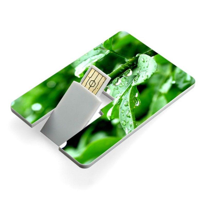 Wholesale 1GB Credit Card USB Flash Drive