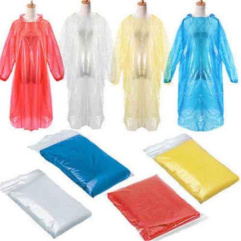 Wholesale Disposable Adult Emergency Raincoat
