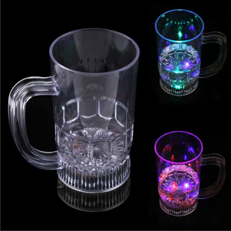 Wholesale Water Inductive Luminous Beer Mug