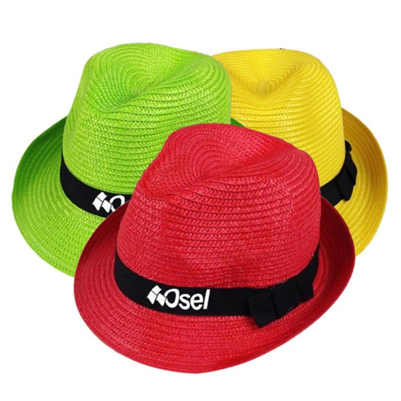 Wholesale Casual Unisex Outdoor Straw Hat