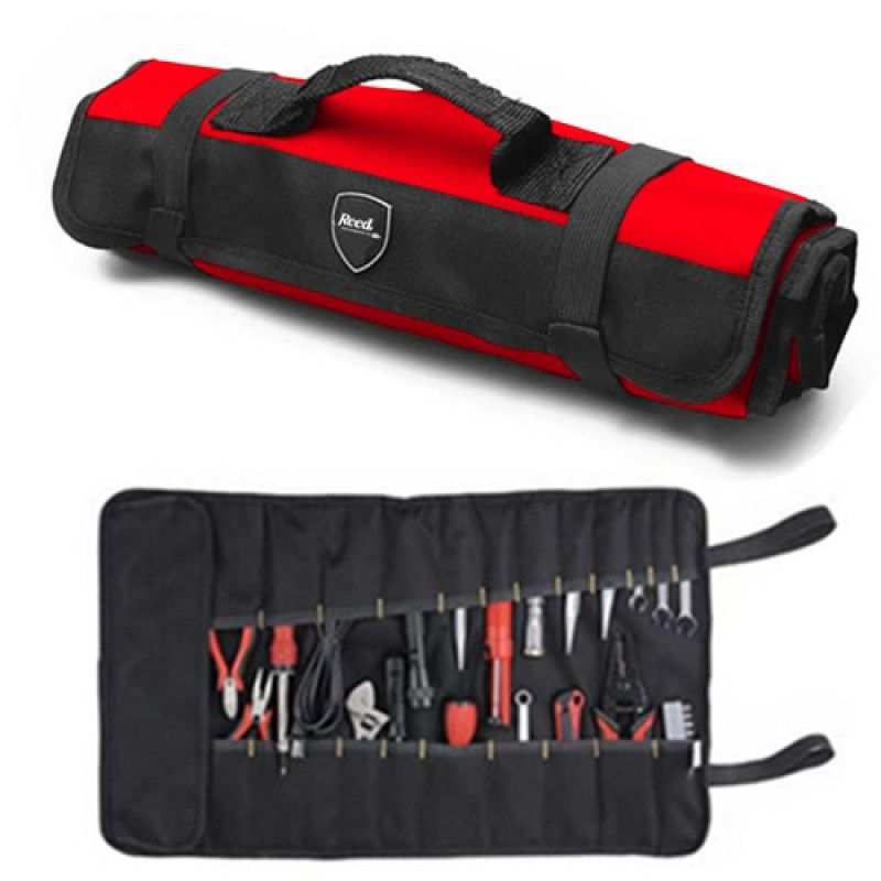 Wholesale Durable Screwdriver Pocket Roll Bag