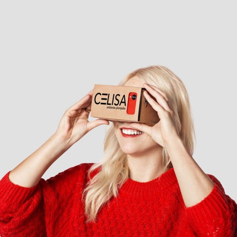 Wholesale 3D Cardboard VR Glasses