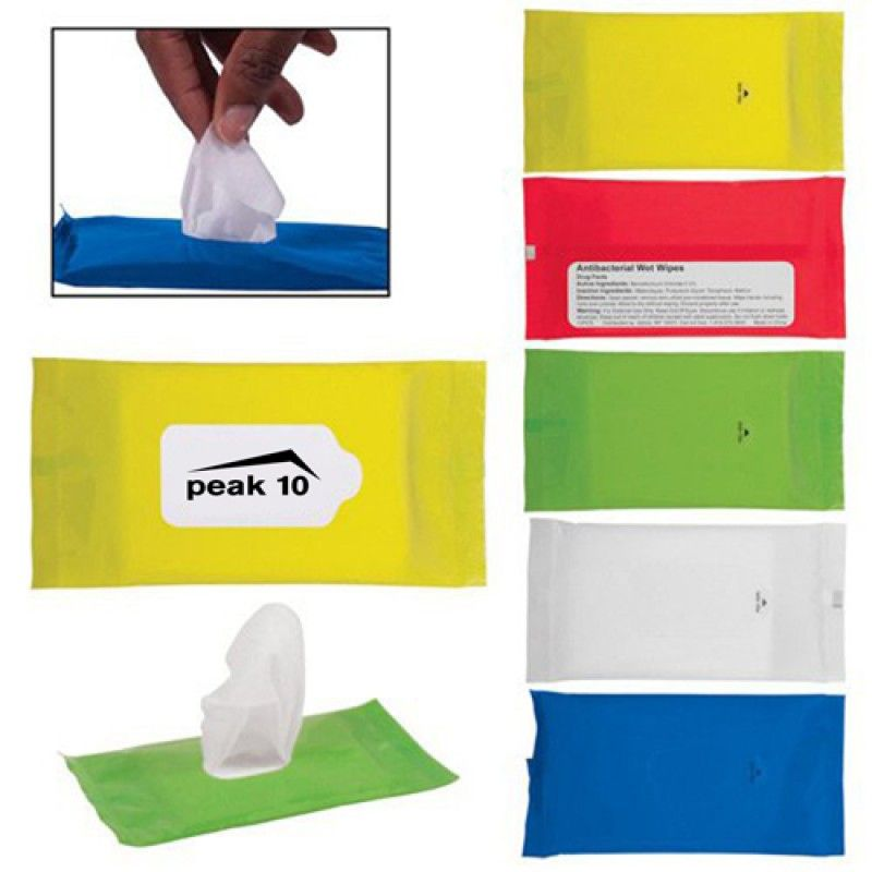 Wholesale Re-Sealable Sanitizer Wipes