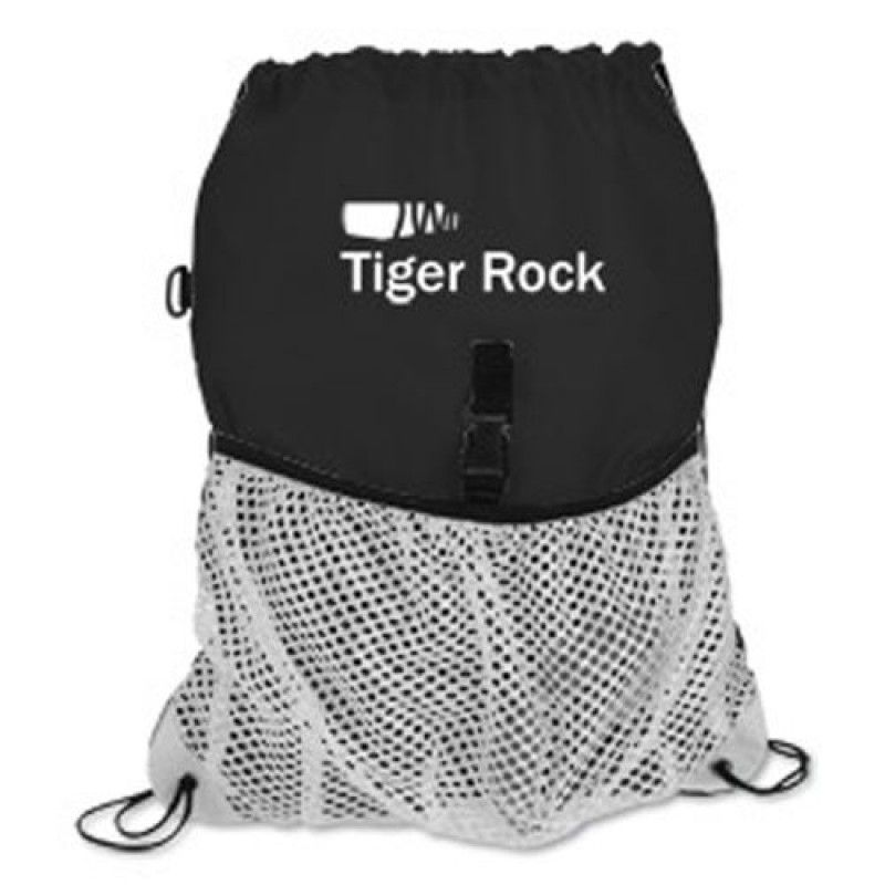 Wholesale Drawcord Mesh Pocket Drawstring Bag