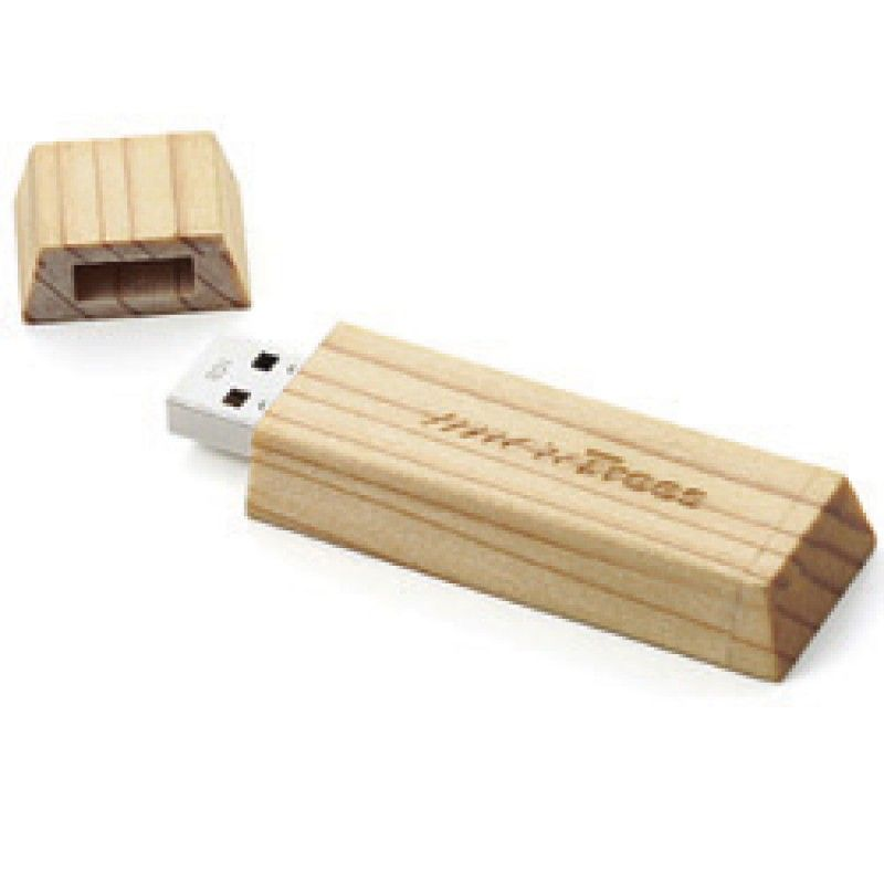 Wholesale Ingot Wood USB