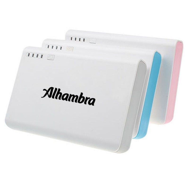 Wholesale 12000mAh External Power Bank