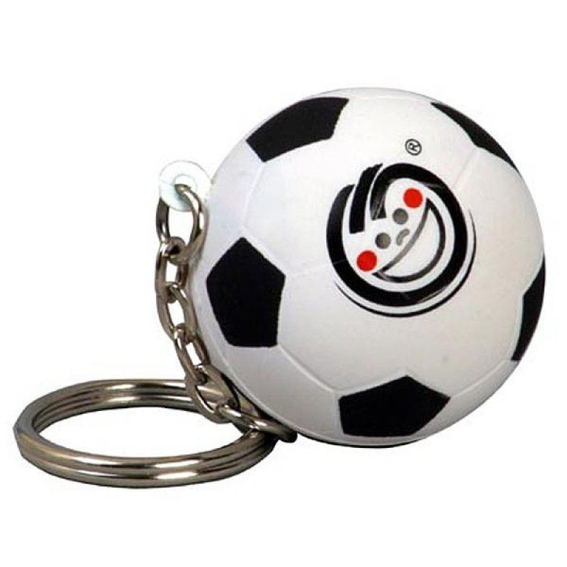 Wholesale Soccer Ball Keychain Stress Reliever-[AL-28012]