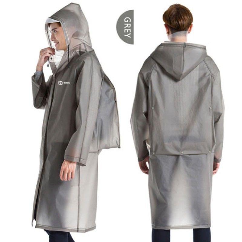 Wholesale Hiking Hooded Rain Coat