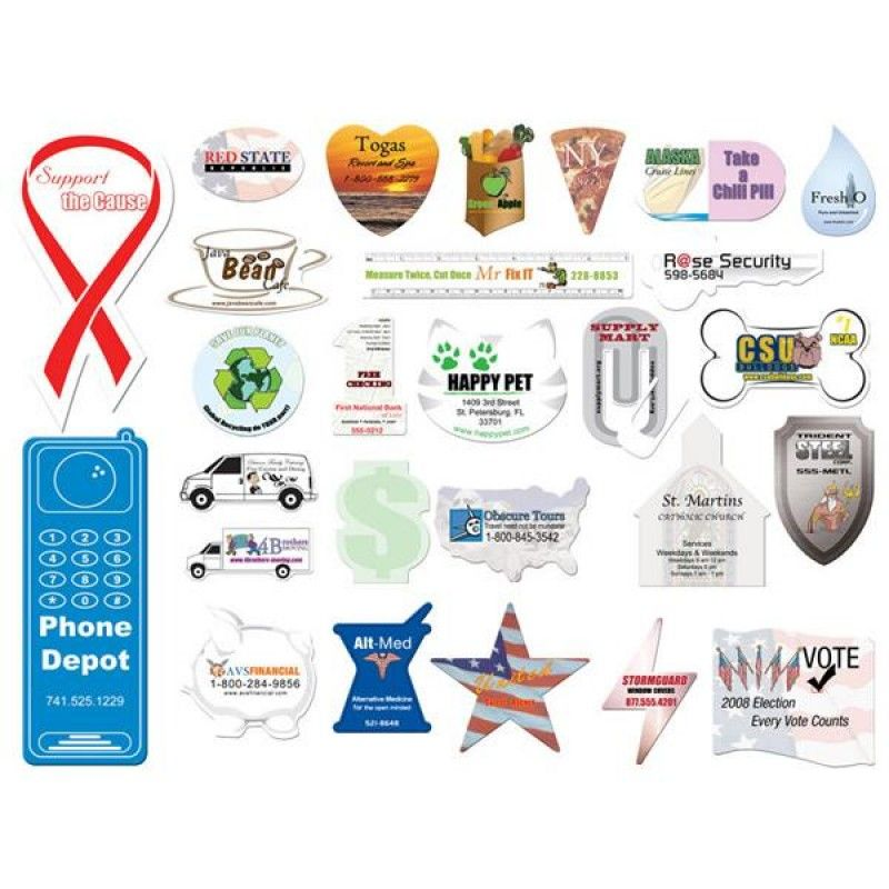 Wholesale Medium Stock Shape Magnet-[BG-27125]