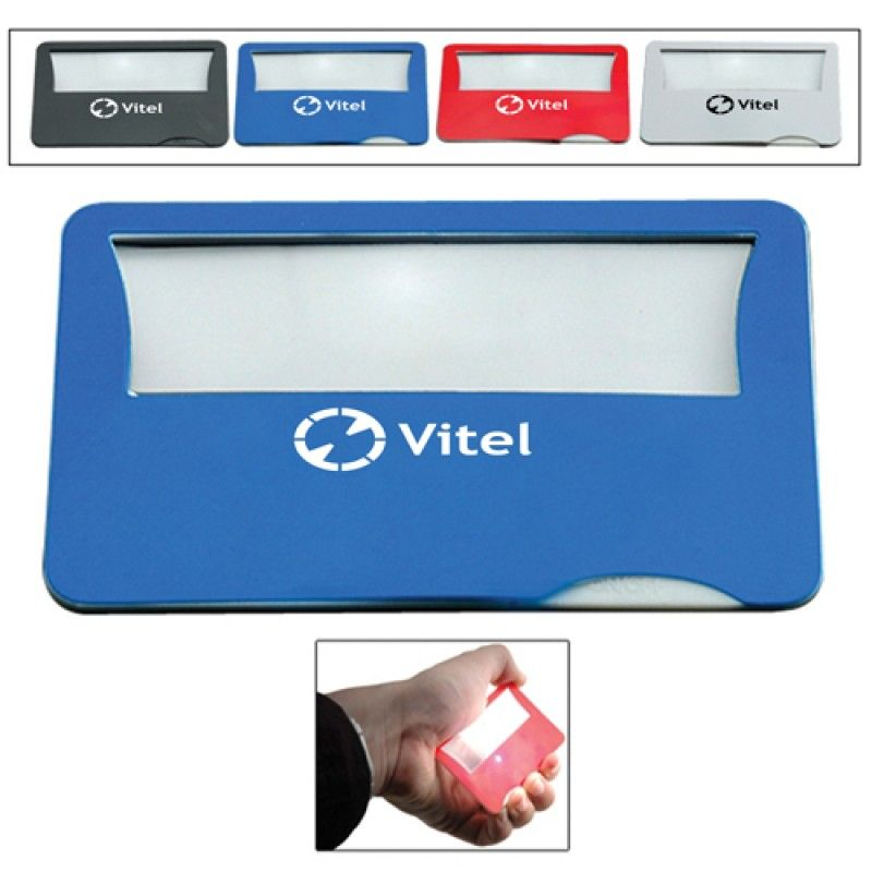 Wholesale Credit Card Magnifier With Light