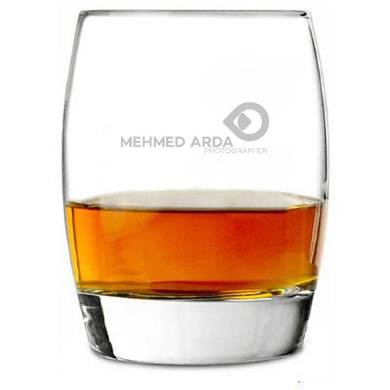 Wholesale Crystal Round Whisky Glass