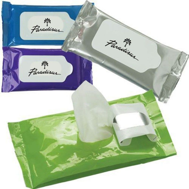 Wholesale Antibacterial Wet Wipes Pouch