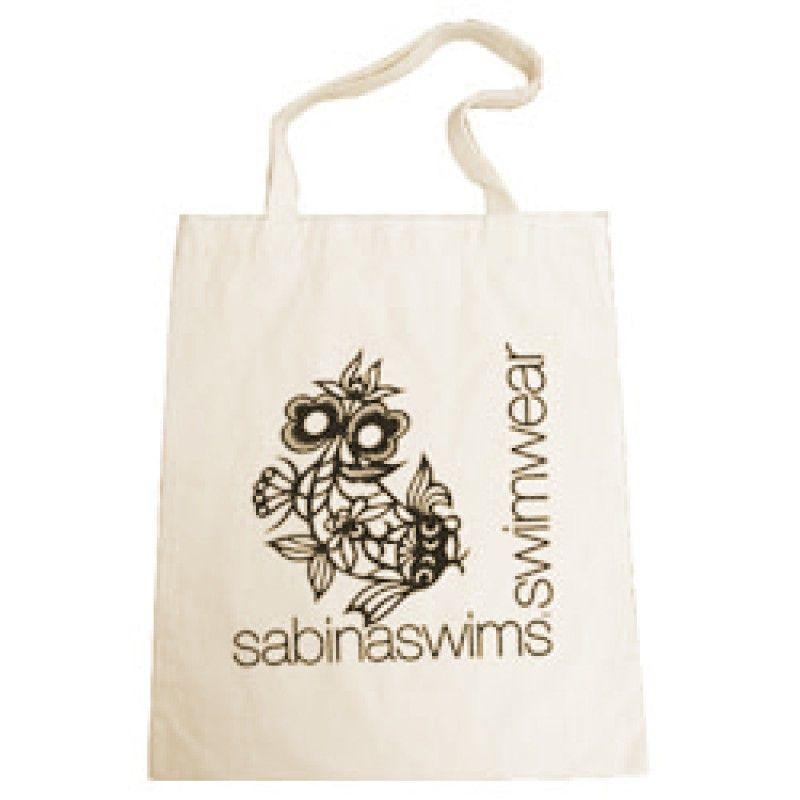 Wholesale Natural Cotton Tote Bag - Medium