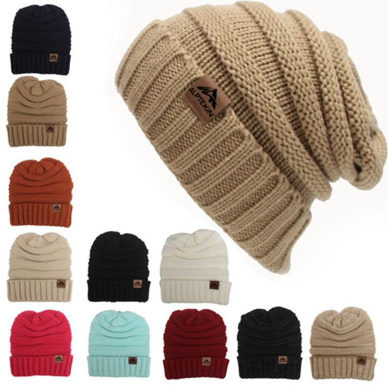 Wholesale Cable Knitted Winter Beanie