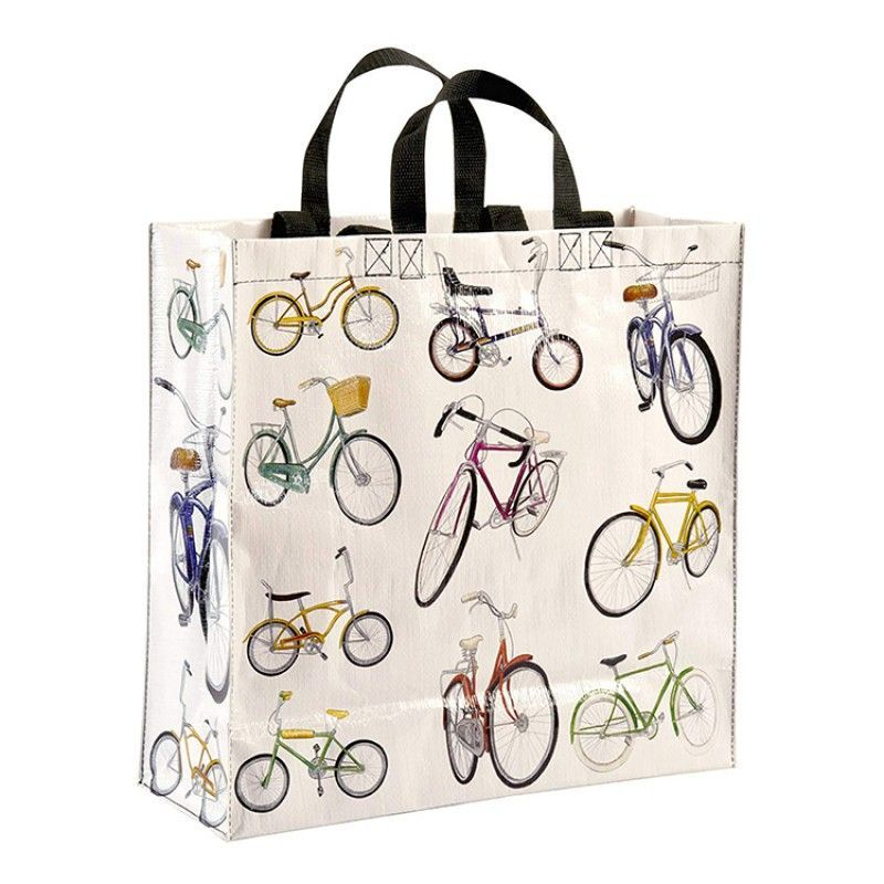 promotional OEM production recyclable shopping use laminated pp non-woven bag