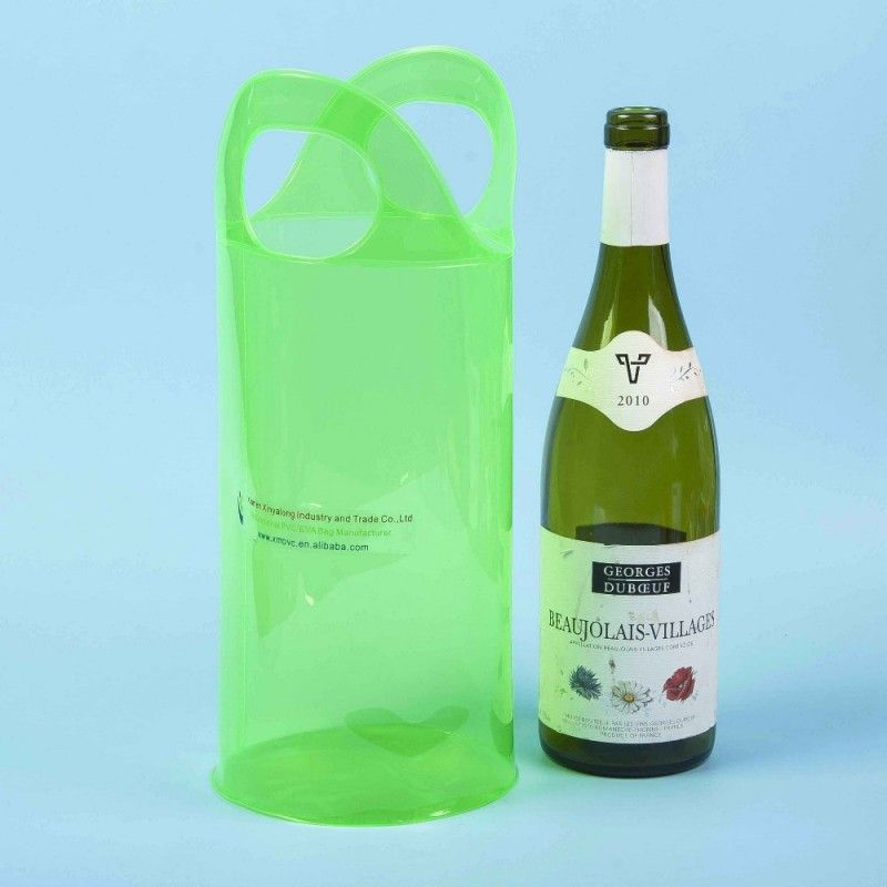 Green pvc ice cooler bag for 2019 summer promotion XYL-G148