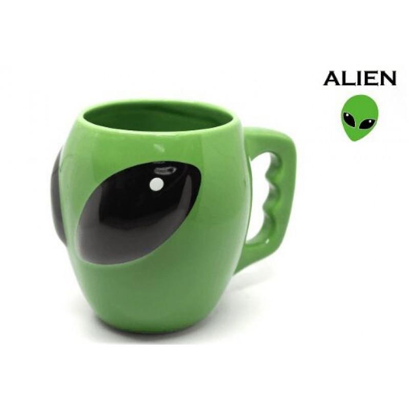 Alien ceramic mug