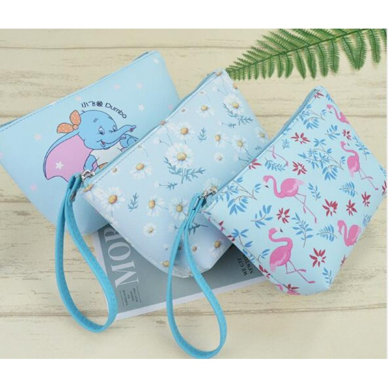 Promotional PU cosmetic bag