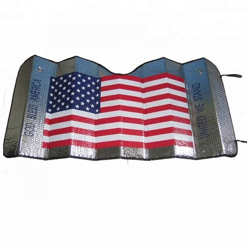 Folding Car Sunshades Car Windshield Sunshade