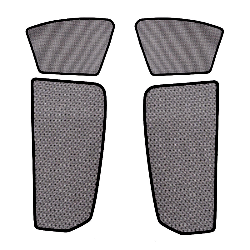 Car Side Window Magnetic Car Sunshade