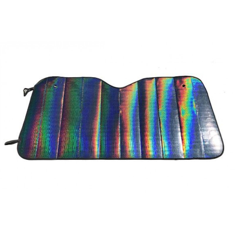 Charming car sunshade aluminium foil fitted