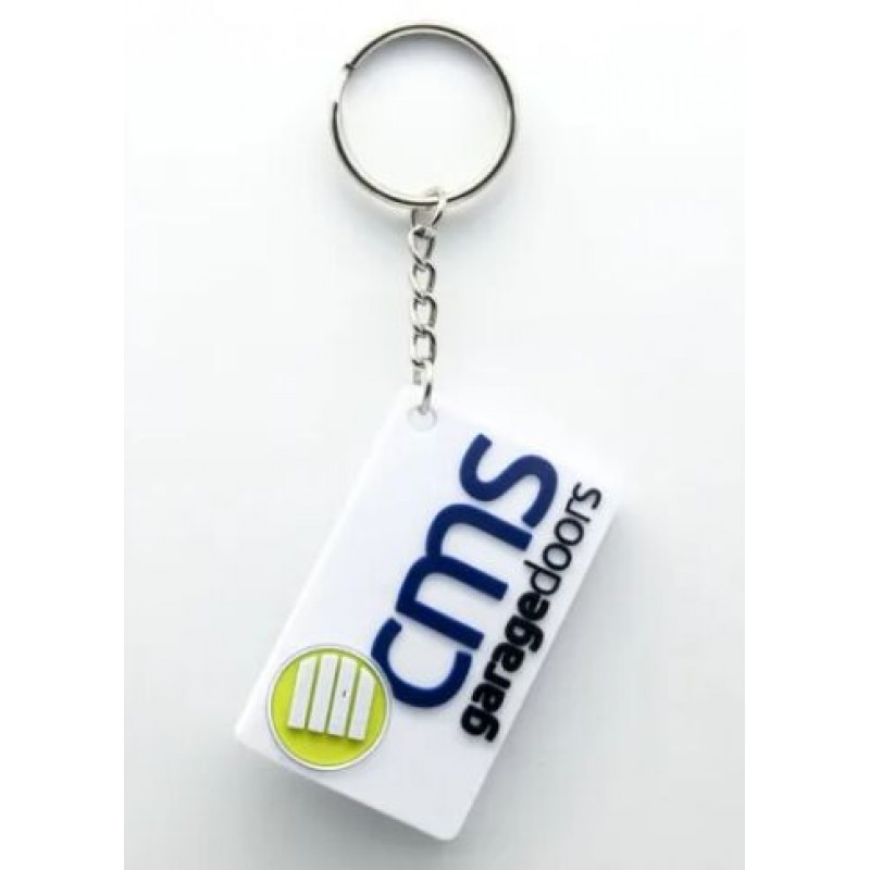 High Quality China Custom PVC Key Chain Epoxy Auto Partsanime Enamelembroidered