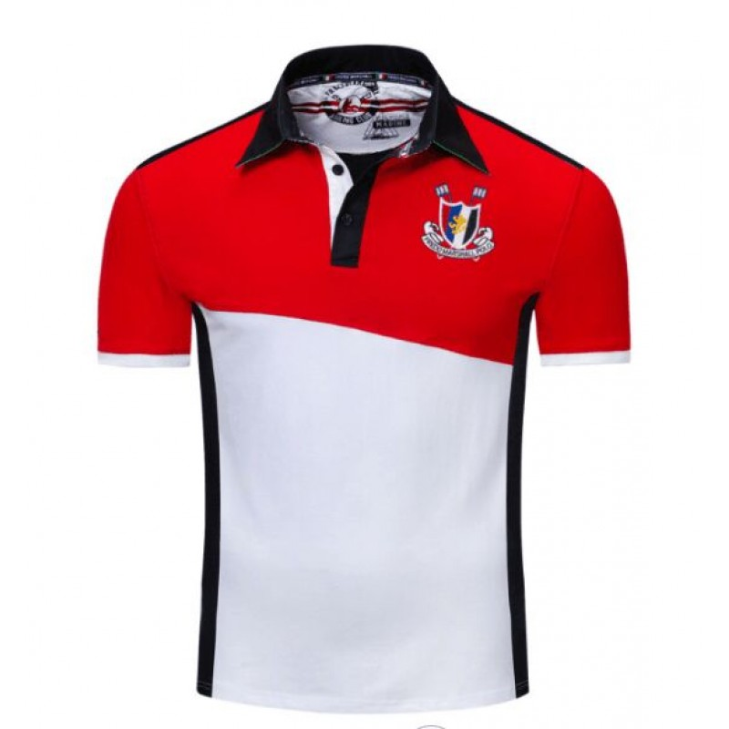 Manufacturer's new spring/summer men's POLO shirts