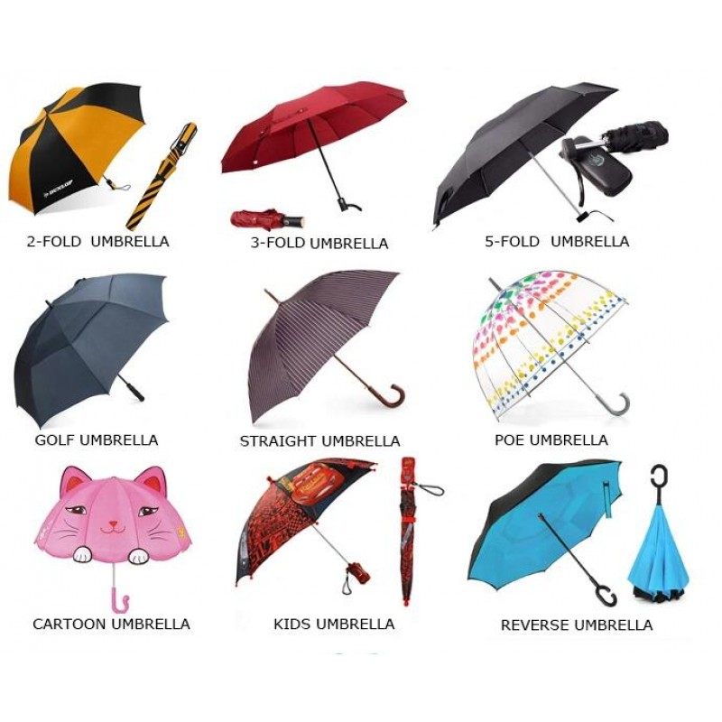 Factory custom umbrella