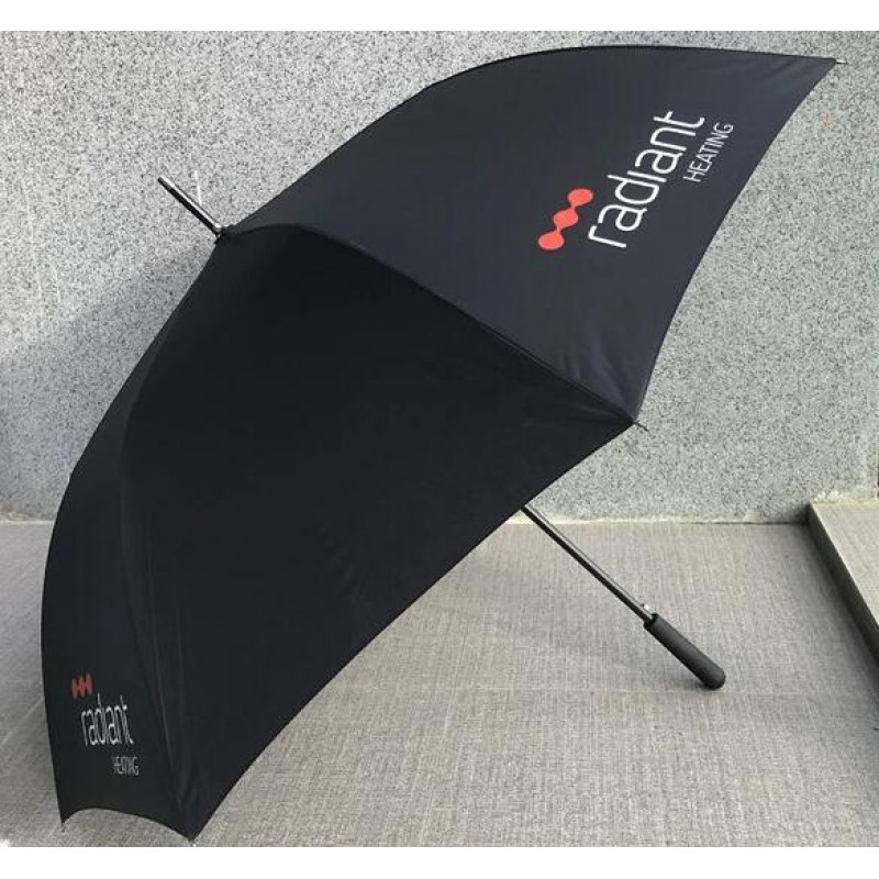 Custom Wholesale Gift Sun Outdoor Straight Promotional Rain Straight Golf Umbrella