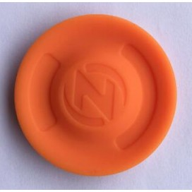 Zip Chip American Creative Mini Frisbee Outdoor Sports Silicone Hand Push Flying Saucer Fidget Spinner Toy