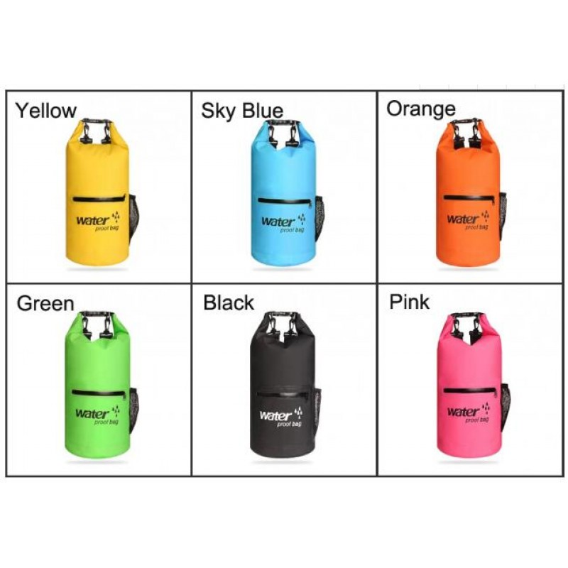 6 Colors Waterproof Bag Portable Sports Outdoor Backpack
