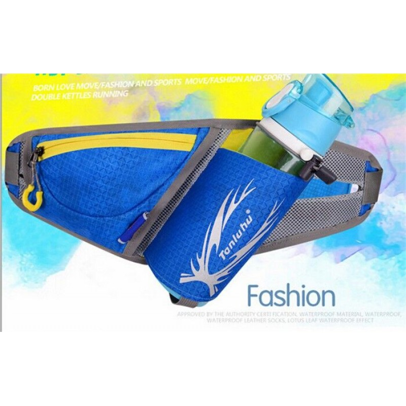 Wholesale-Hot Travel Running Waist Belt Pack Bags