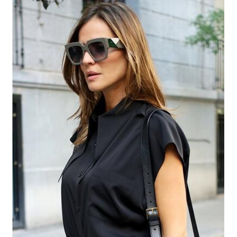 Square Oversized Sunglasses Women Luxury Brand 2019 New Designer Gradient Sun Glasses