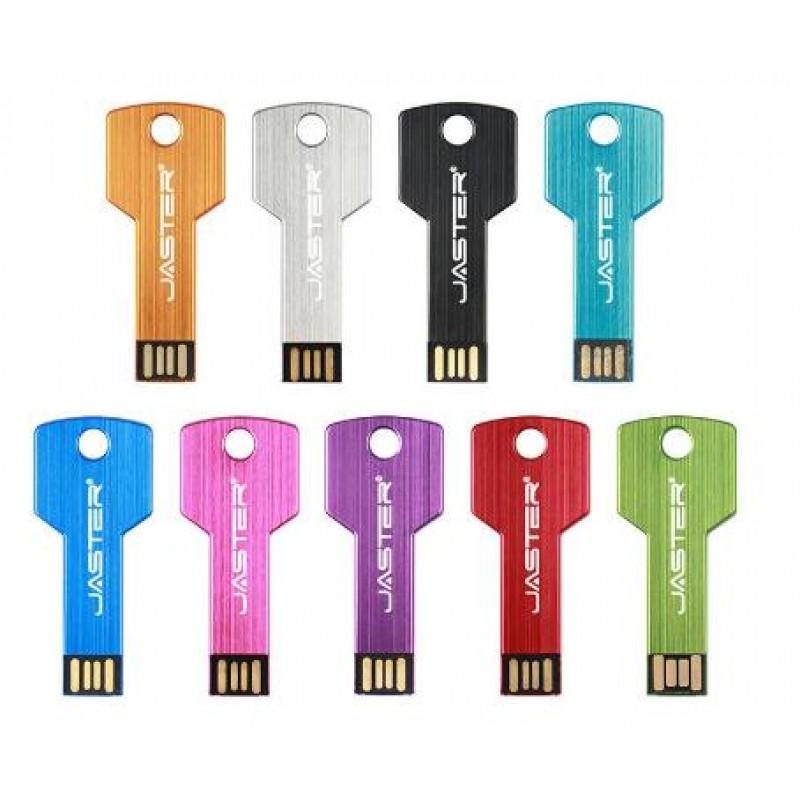 Metal key shape usb flash drive Memory stick