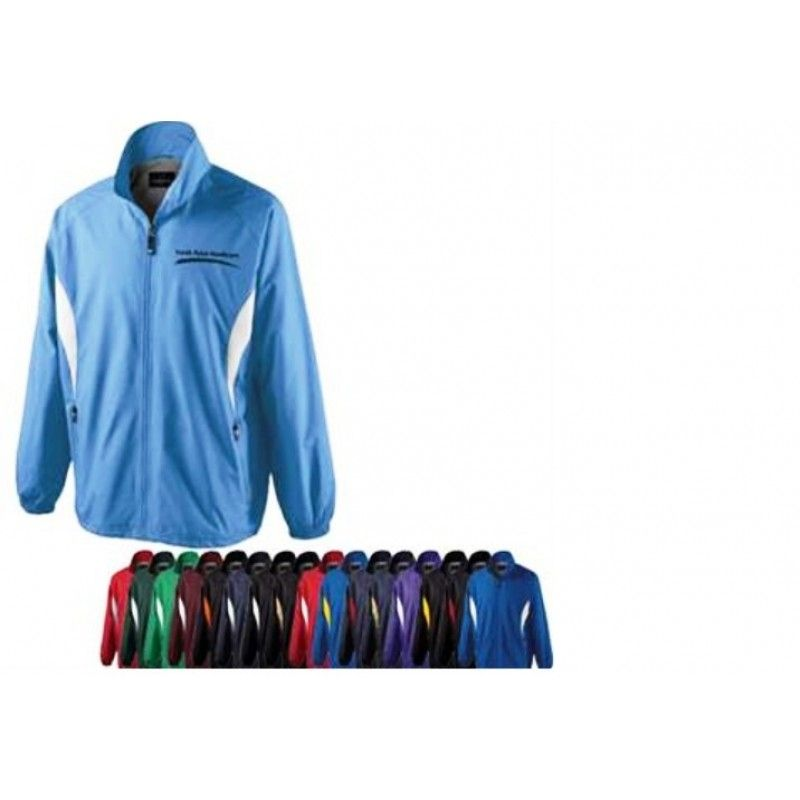 Adrenaline Zippered Jacket