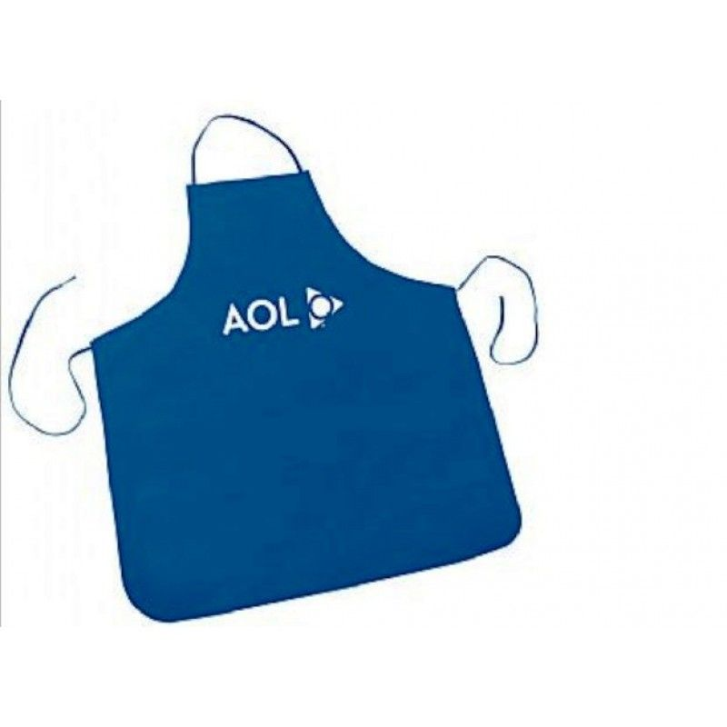 Cheap Recycled Apron - Royal Blue
